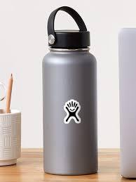 Hydroflask Logo Sticker By Sweetlikecandyr Redbubble
