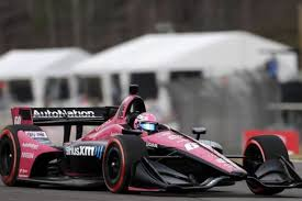Jack Harvey on a high ahead of Indy 500 after securing maiden ...