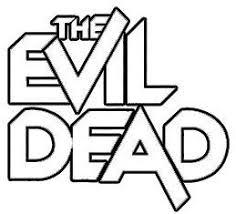 Amazon Com Ew Designs The Evil Dead Sticker Decal Die Cut Ash Bumper Sticker Vinyl Sticker Car Truck Decal 5 Kitchen Dining