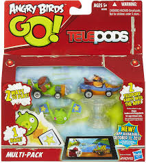Amazon.com: Angry Birds Go Telepods Multi-Pack: Toys & Games