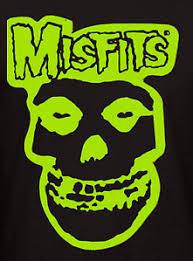 Misfits Skull Punk Rock Band Die Cut Vinyl Car Decal Sticker Ebay