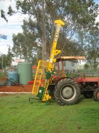 Keidges Farm Machinery Aussie Post Driver