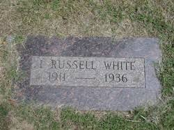 Ivan Russell White II (1911-1936) - Find A Grave Memorial