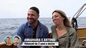 Annamaria scappa da Temptation Island