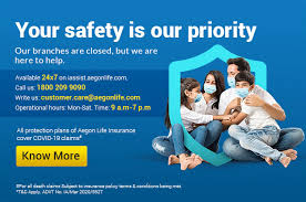 Aegon Life Insurance - Term Life Insurance Cover till 100 years