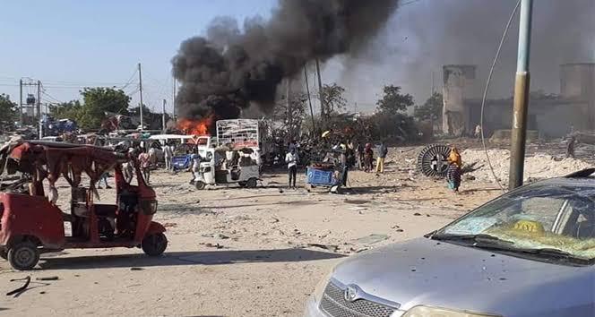 Somali'de korkunç saldırı!  80 kişi hayatını kaybetti, aralarında Türklerde var