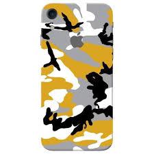 Iphone Xr Camo Gold Skin Wrap Decal Customize Iphone Xr Geekcolor Com