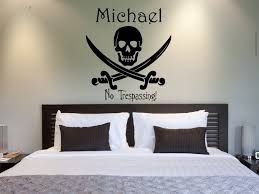 Car Decal Sticker Skull Pirate Vinyl Wall Big Or Small Highest Quality