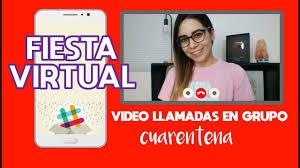 Como Hacer Un Cumpleanos Virtual Cuarentena Quedateencasa Fiesta