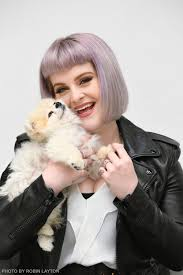 Kelly Osbourne & Polly — a letter to my dog