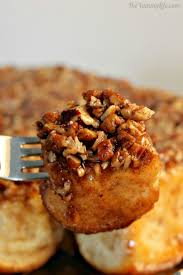 pull apart sticky buns an easy make