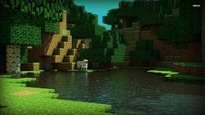 75 minecraft background wallpapers on