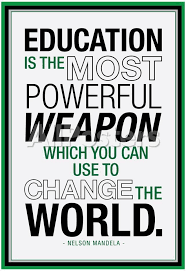 education nelson mandela quote prints at com