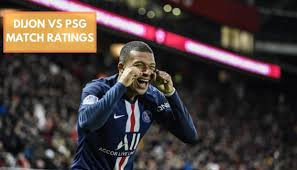 Dijon FCO vs PSG: Player ratings from PSG's shock 2-1 defeat ...