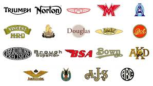 british motorcycle logo history images