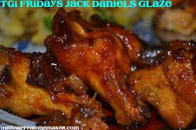 tgi fridays jack daniels sauce mrs