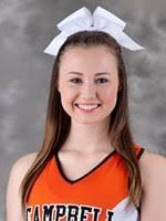 Josie Smith - Cheerleading - Campbell University