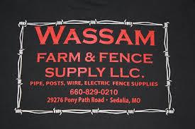 Wassam Farm Fence Supply Llc Home Facebook