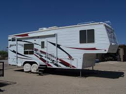 2005 ragen 5th wheel toyhauler sold