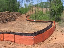 Engineered Fabric Specialists Atlanta Georgia Geotextile Erosion Control Silt Fence Page
