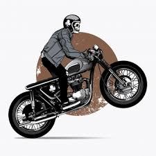 Permalink to Gambar Kartun Orang Naik Motor Cb