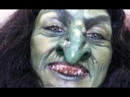 halloween witch makeup tutorial ad