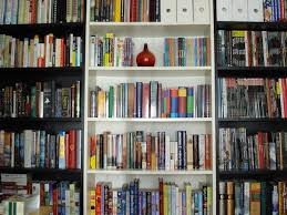 12 Clever Ways To Organize Your Book Collection