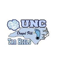 Unc North Carolina Tar Heels Basketball Cornhole Board Decal Wrap Wraps Stickers Decor Decals Stickers Vinyl Art Home Garden
