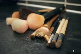 how to clean your filthy makeup brushes