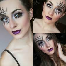 spider eye makeup makeup