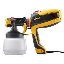 Handheld Hvlp Paint Sprayer Wagner Flexio 3000 Paint Sprayer Paint Sprayer Hvlp Paint Sprayer Sprayers