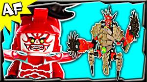 General KOZU STONE MECH Custom Lego Ninjago Rebooted 70504 70500 ...