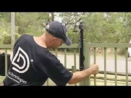 Magna Latch Safety Gate Latch For Pools Youtube