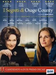 I segreti di Osage County [Import]: Amazon.fr: Meryl Streep, Julia ...