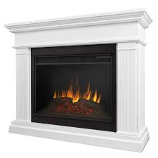 real flame kennedy electric fireplace