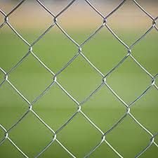 Galvanised Chain Link 2 5mm Wire Fencing 1 8m 6ft High X 10m Long By True Products Fence Wire Fence Cyclone Fence