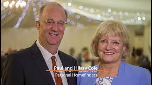 Paul and Hilary Cole, Personal Homefinders: our business sale journey with  BCMS - YouTube