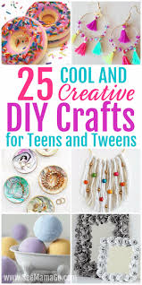 creative diy crafts for teens