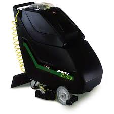 self conned auto carpet extractor