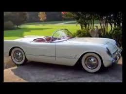 1954 Corvette Reproduction Body