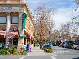 Claremont california, Claremont village ...