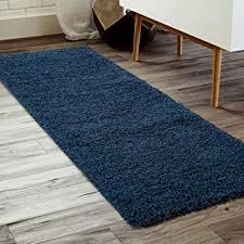 area rugs solid cozy navy blue rug
