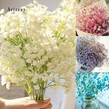 gypsophila mini bouquet exquisite dried flower gift photography