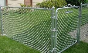 10 Ft Commercial 2x9 Gauge Galvanized Chain Link Fence Package Kits Complete For Sale Chain Link Fence Fabric Manufacturer From China 109859344