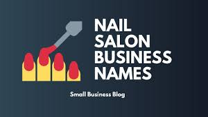 nail salon names for ideas funky