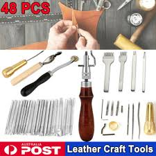 leather tools kit got free au