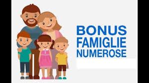 Bonus carta famiglia 2020 con elenco dettagliato di ciò che si può ...
