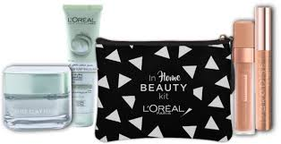 l oreal paris in home beauty kit 5