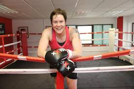 Keeping the mind busy is key for Kelly Morgan ahead of 'biggest fight' of  her career   Swindon Advertiser
