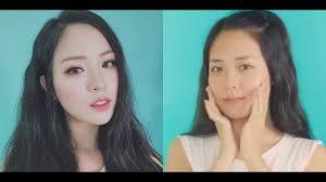 makeup korean style linh linh